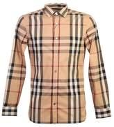 Burberry Blend Cotton Shirt