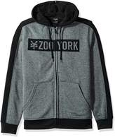 Zoo York Men's Long Sleeve Sherpa Hoodie, Straight Core