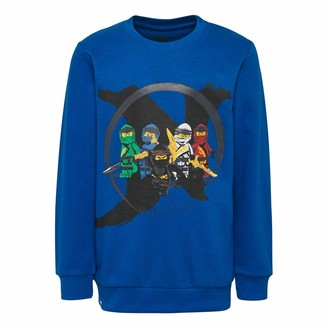 Lego Boy's Ninjago cm Sweatshirt