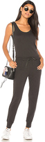 Nation Ltd. Palisades Luxe Sleeveless Jumpsuit