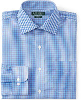 Lauren Ralph Lauren Men's Classic-Fit Checked Dress Shirt