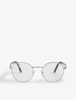 Prada PR52X round-frame glasses