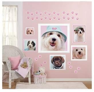 BuySeasons Rachaelhale Glamour Dogs Wall Decal