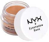 NYX Eye Shadow Base, Skin Tone, 0.25 Oz (Packaging May Vary)