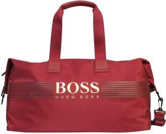 HUGO BOSS Pixel Travel Bag