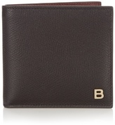 Balenciaga B-line Bi-fold Leather Wallet