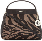 DKNY Ponyhair Over the Shoulder Handbag