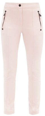 MONCLER GRENOBLE Sportivo Slim-fit Twill Ski Trousers - Light Pink