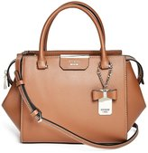 GUESS Ryann Color-Block Satchel