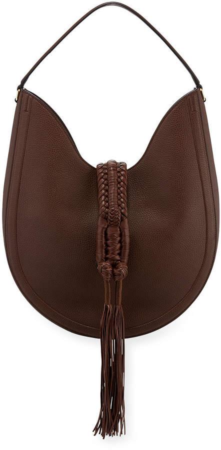 Altuzarra Ghianda Large Knot Hobo Bag