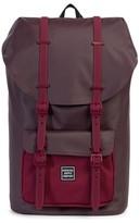 Herschel Men's Little America Studio Collection Backpack - Red