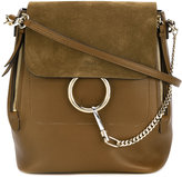 Chloé Faye backpack - women - Calf Leather - One Size