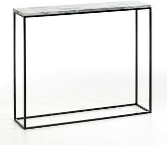 Am.pm. Mahaut Marble Console Table