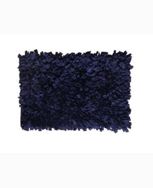 "Home Weavers Bella Premium Jersey Shaggy Accent 24"" x 36"" Rug Bedding"