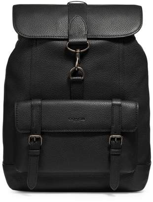 Coach Bleecker Leather Backpack