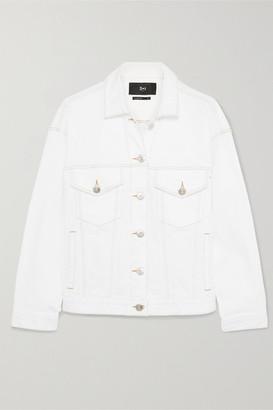 3x1 Denim Jacket - White