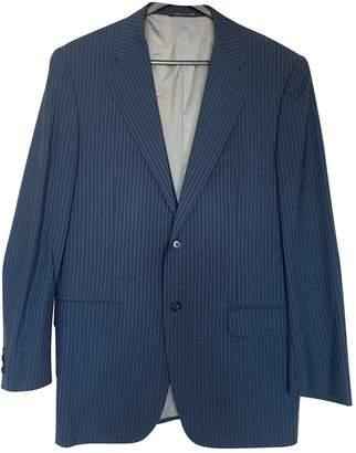 Corneliani Blue Wool Jackets
