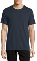 Vince Colorblock Short-Sleeve Jersey Tee, Navy