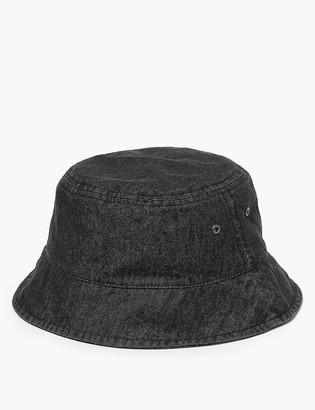 Marks and Spencer Denim Bucket Hat