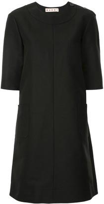 Marni Shift Midi Dress