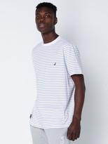 Nautica Short Sleeve Stripe T-Shirt