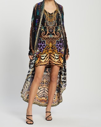 Camilla Long Casual Jacket