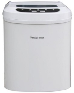 Magic Chef 27 lbs Portable Countertop Ice Maker