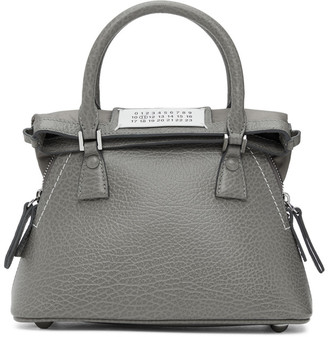 Maison Margiela Grey Micro 5AC Bag