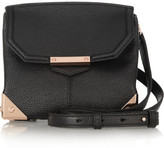 Alexander Wang Marion textured-leather shoulder bag