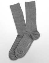Calvin Klein Dress Rib Sock