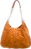 Prada Scamosciato Chain Bag