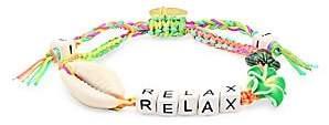Venessa Arizaga Relax Pull-Tie Bracelet