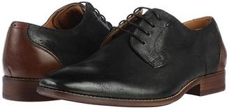 Steve Madden Dixxen Oxford (Black Leather) Men's Shoes
