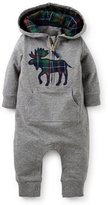 EGELEXY Infant Baby's Winter or Autumn Thicken Baby Clothes Climb Romper 6-12M
