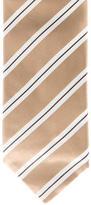 Prada Striped Silk Tie