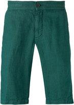 Z Zegna deck shorts - men - Linen/Flax - S