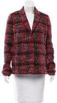 Jil Sander Wool & Mohair-Blend Coat