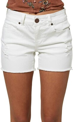 O'Neill Cody Shorts (White) Women's Shorts