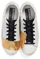 Golden Goose Deluxe Brand Men's Slide Distressed Taped Sneaker