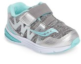 Saucony Toddler Baby Ride Pro Sneaker