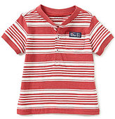 Ralph Lauren Baby Boys 3-24 Months Striped Short-Sleeve Henley Tee