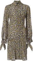 Derek Lam Shirt Dress With Pleats