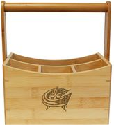 Columbus Blue Jackets Bamboo Utensil Caddy