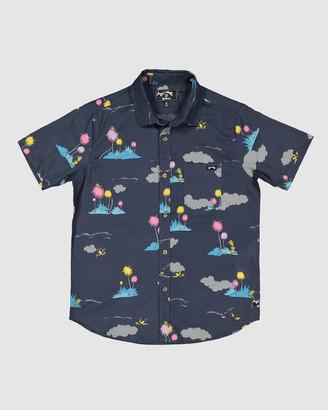Billabong Dr. Seuss Lorax Island Short Sleeve Shirt