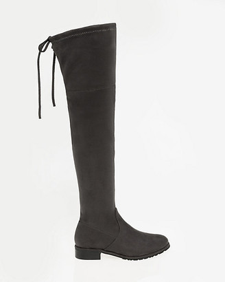 Le Château Almond Toe Over-the-Knee Boot