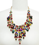 Anna & Ava Scarlett Bib Statement Necklace