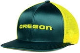 Top of the World Women's Oregon Ducks Big Faux-Satin Snapback Cap