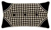 Auberon Tufted Houndstooth Pillow