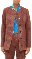 Topshop Women's Olivia Leather Jacket
