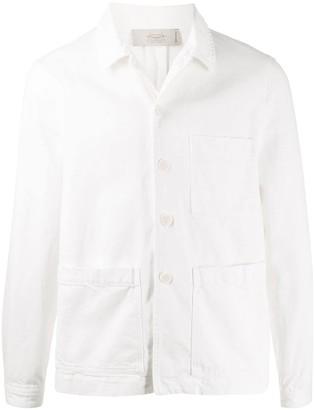 Maison Flaneur Short Shirt Jacket